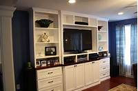 built in entertainment centers Build Your Own Custom Built-In Entertainment Center