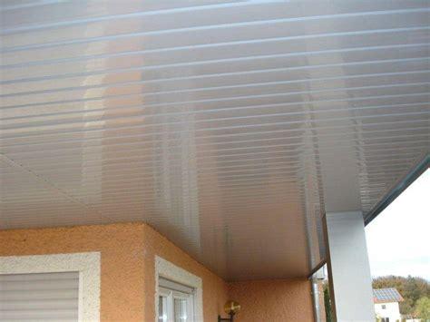balkon decke verkleiden kunststoffpaneele schreinerartikel