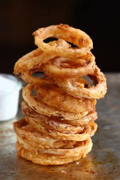 Spicy Onion Rings Buttermilk