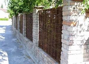 Sichtschutz Aus Weide : zaunsysteme zaunelemente aus weide 12 kombination ~ Lizthompson.info Haus und Dekorationen