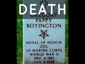 gregory quot pappy quot boyington by andre