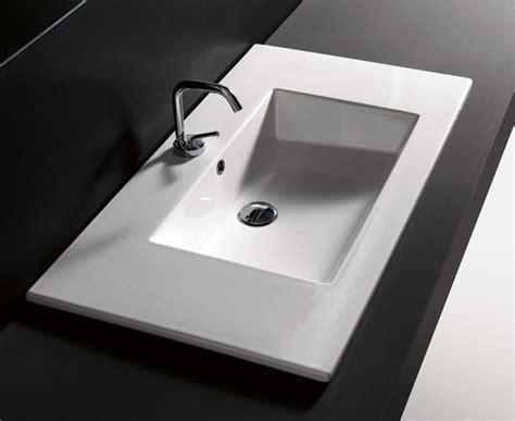 lavelli da bagno lavabo da incasso per il bagno materiali e forme delle