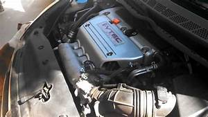 2008 Civic Si K20 Blown Engine Block Teardown Removal And