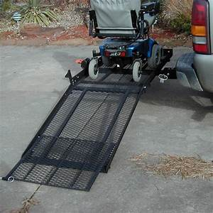Ez Carrier Basic Vehicle Lift For Scooters And Power