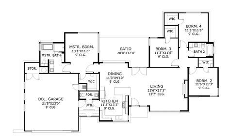 usonian   bedrooms   baths  house designers