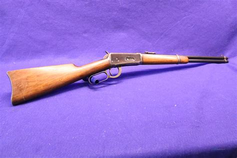 Excellent Condition Winchester 1894 Saddle Ring For Sale