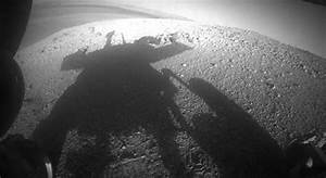 News | Cleaner NASA Rover Sees Its Shadow in Martian Spring