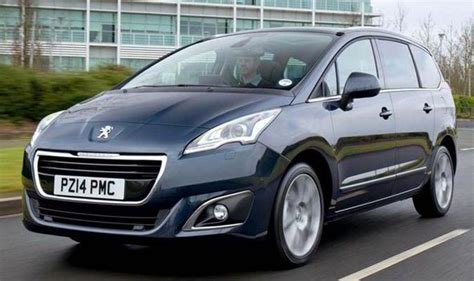 peugeot cars uk peugeot 5008 1 5td review is the revival of the people