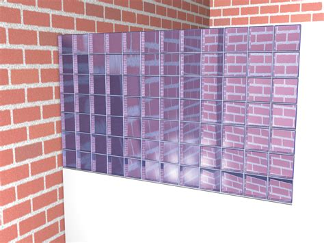 install glass blocks  steps  pictures wikihow