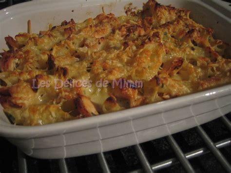 gratin de pates aux carottes lardons et mascarpone