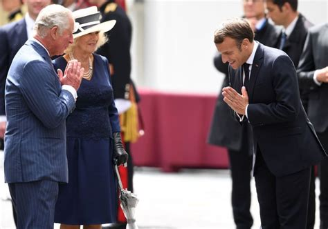 FOTO. Karaliene Elizabete II neierodas uz tikšanos ar Francijas prezidentu Emanuelu Makronu ...