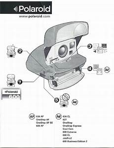 Polaroid Onestep Film Camera Manual For Use Pdf View  Download