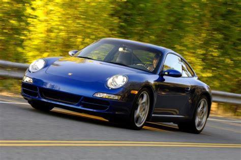 porsche carrera 2007 2007 porsche 911 carrera s road test