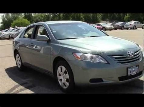 2008 Toyota Camry Le by 2008 Toyota Camry Le