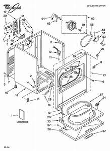 Whirlpool Residential Dryer Parts