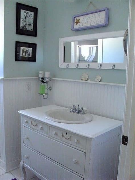 seaside bathroom ideas oh how i want a coastal style bathroom with wood panels