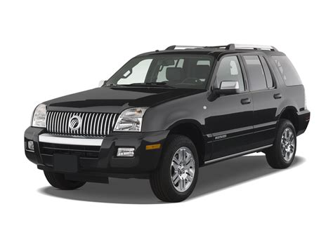2018 Mercury Mountaineer Reviews And Rating Motor Trend