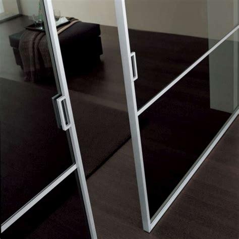 porte scorrevoli legno e vetro mazzoli porte vetro porte modello mitika in alluminio