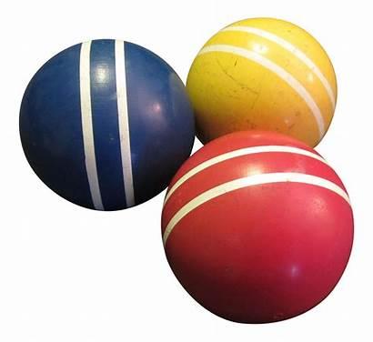 Croquet Balls Primary Chairish Games