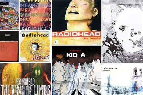 radiohead songs   tracks ranked