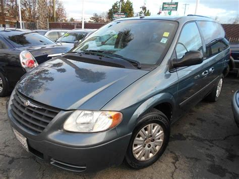 2006 Chrysler Town And Country Parts by 2006 Chrysler Town And Country 4dr Mini In San Jose Ca