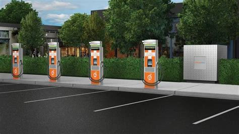 Electric Car Charging Stations by Electric Car Charging Stations Are Getting Bigger Treehugger