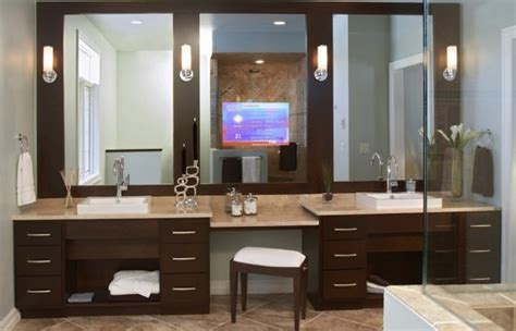 creating bathroom lighting  commands attention