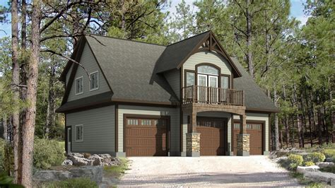 Cottage Style House Plans Garage — House Style And Plans