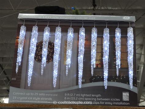 led twinkling icicle lights kirkland signature 2015 12 piece nativity set