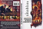 Dragged Across Concrete DVD Cover in 2020   Dvd covers ...