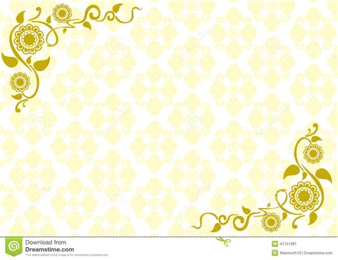 Artwork Background by Thai Art Background Vector Stock Illustration Image