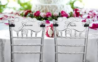 wedding chairs for and groom wedding chairs inspiration