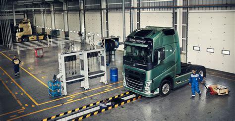 volvo truck service center service parts