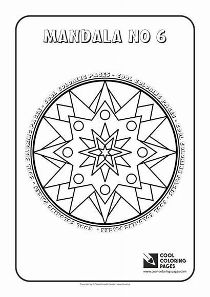 Mandala Coloring Pages Cool Mandalas Educational