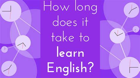 long     learn english english