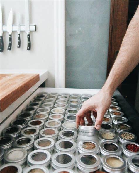 Schubladen Organisation Küche by 101 Praktische Gew 252 Rzaufbewahrung Ideen