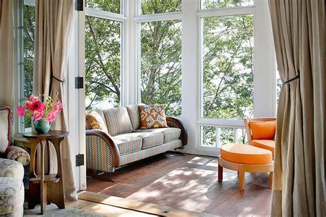 michigan lake house traditional sunroom  alan