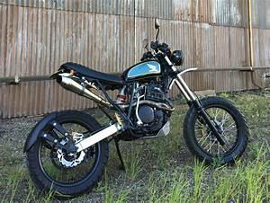 Honda 600 Xr : honda xr600 scrambler end of days bikebound ~ Farleysfitness.com Idées de Décoration