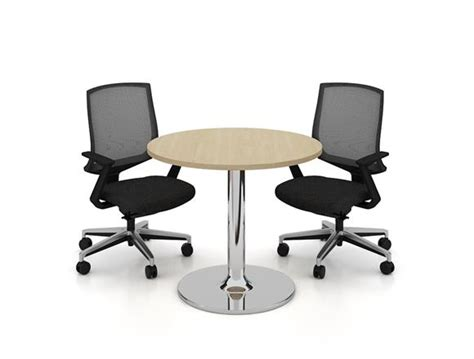 900mm Round Discussion Table Tender Discussion Table Round