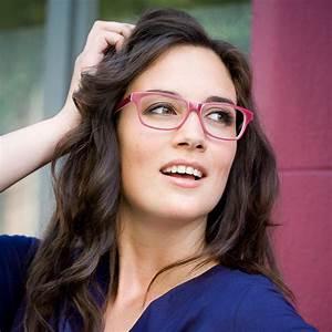 Monture Lunette Femme 2017 : lunette pour visage fin femme lunettes en fonction du visage ~ Dallasstarsshop.com Idées de Décoration
