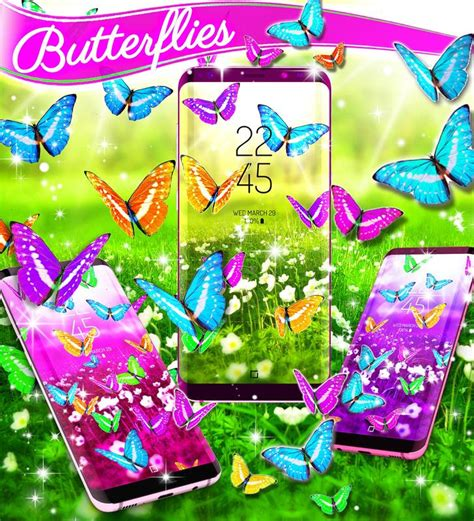 Butterflies Live Wallpaper For Android
