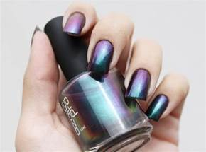 Nail polish design art