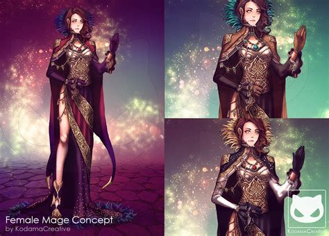 Commission Custom Concept Design