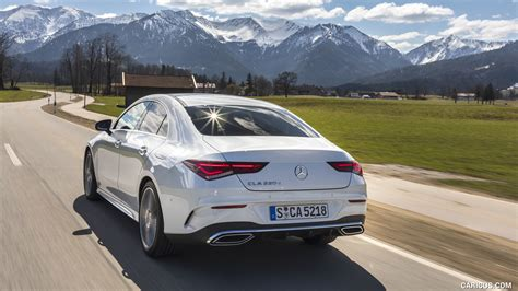 But will take on a lot of styling cues from the new cls. 2020 Mercedes-Benz CLA 220 d Coupe AMG Line (Color: Digital White Metallic) - Rear Three-Quarter ...