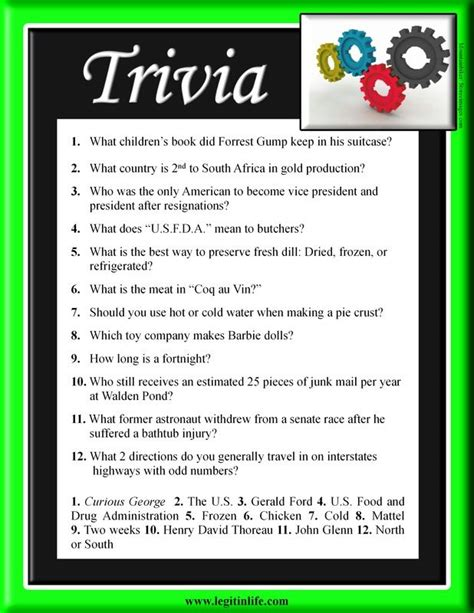17 best images about trivia night on pinterest disney