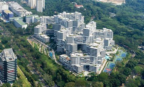 The Interlace Singapore Apartments Amazing Branding