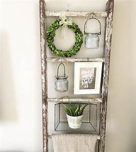 Mesmerizing, Ladder, Decor, Ideas, You, Have, To, Check