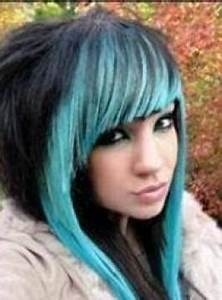 Pictures : Scene Girl Hairstyles - Scene Long Layered ...