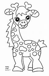 Baby Zoo Coloring Pages Animal Via sketch template