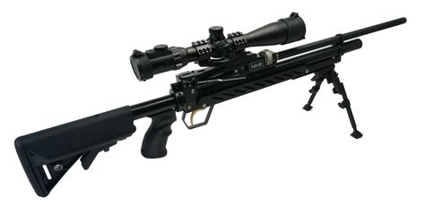 Airgun Pcp (nabahu Black Limited)